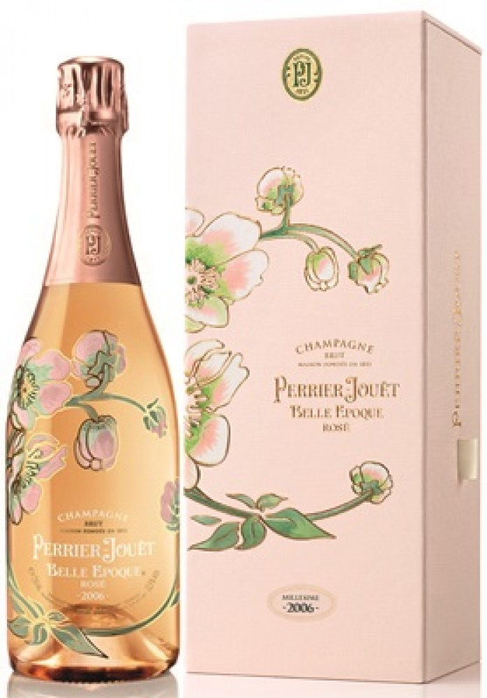 Perrier-Jouët Belle Epoque Rosé 2006 75 cl