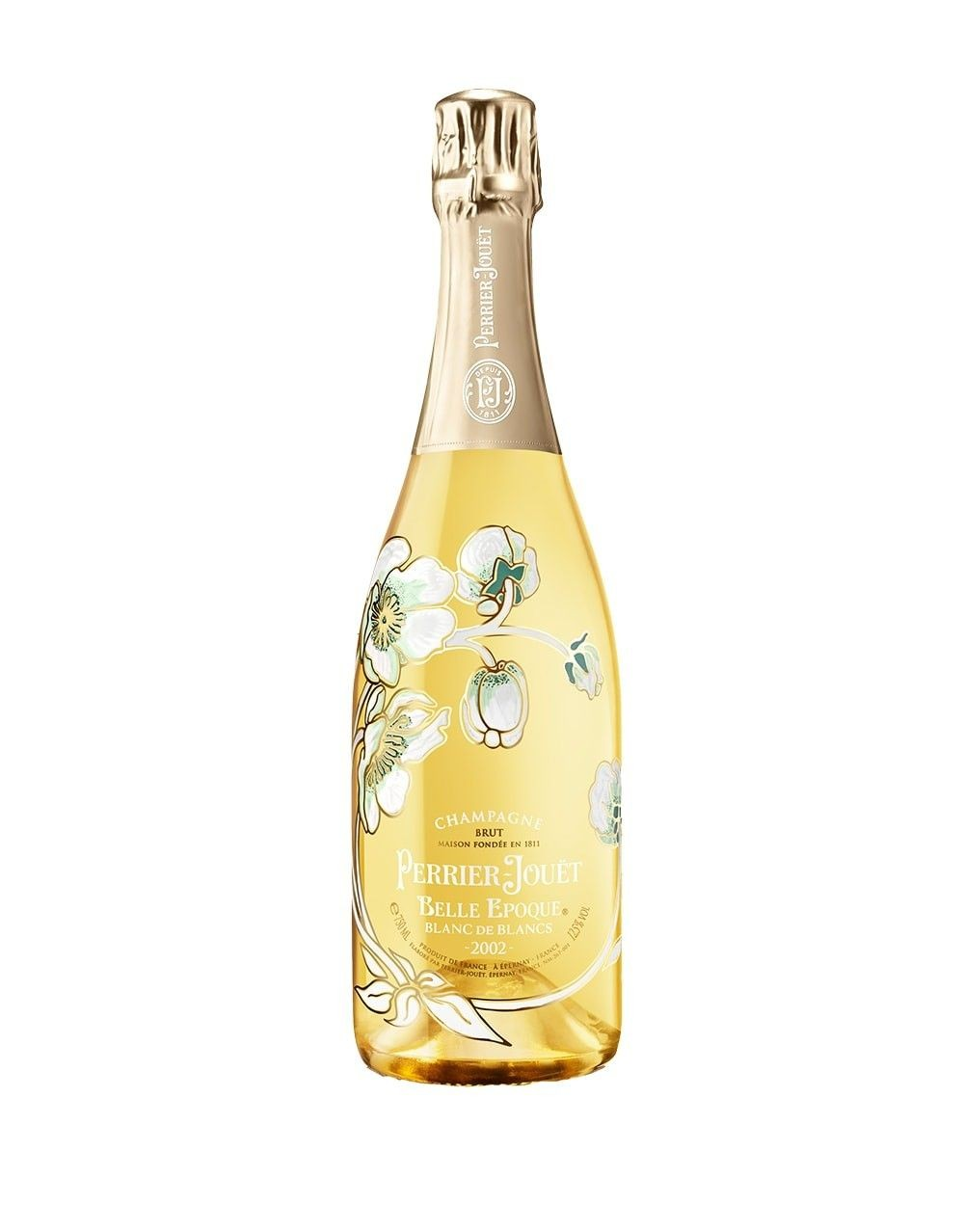 Perrier-Jouët Belle Epoque Brut Blanc de Blancs 2002 75 cl price