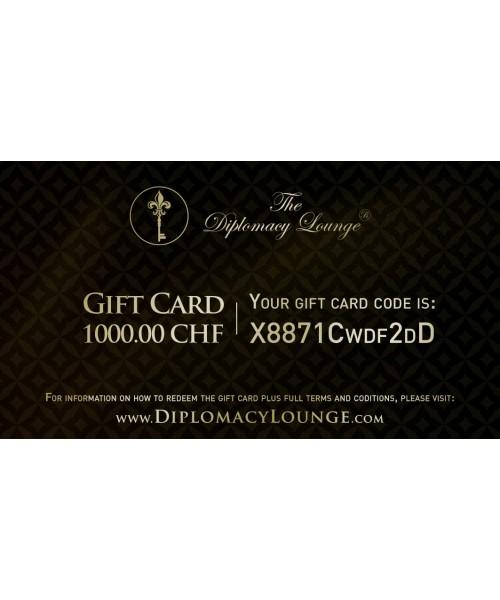 Gift Card - 1000 CHF