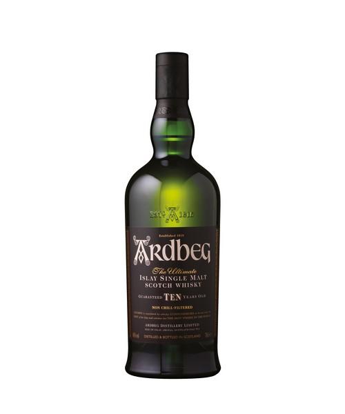 Ardbeg 10 Years Old 70cl Single Malt Islay Scotch Whisky