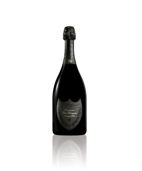 Dom Pérignon Blanc P2 1998 75cl Champagne