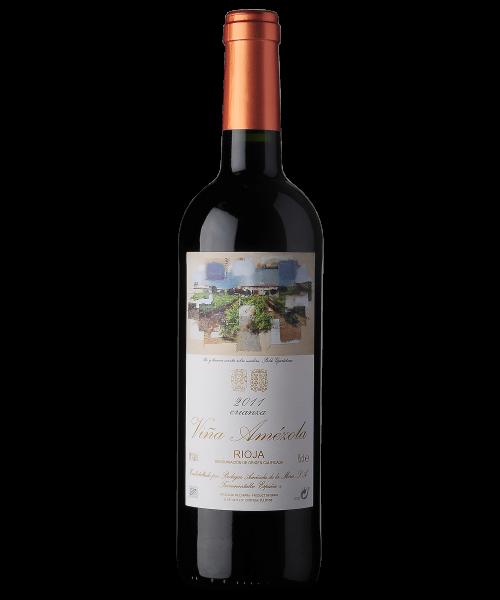 Rioja Crianza Viña Amézola Bodegas Amézola de la Mora 2015 75 cl