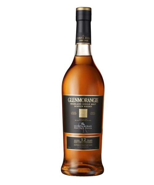 Glenmorangie Quinta Ruban 70cl  Single Malt Scotch Whisky