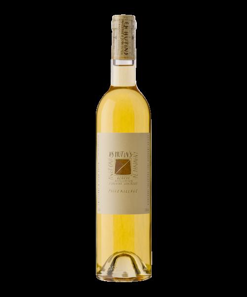 Ilios (Pinot Gris) Passerillage (doux) - 2011 - Domaine Les Hutins - 50 cl
