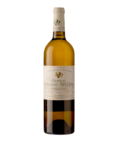Ch. Chasse-Spleen blanc - 2013 - Château Chasse-Spleen - 75 cl