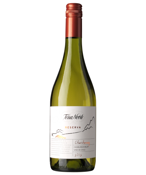Chardonnay Reserva - 2015 - Viñedos Terranoble - 75 cl