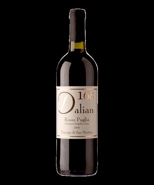 168 Dalian - Primitivo Cuvée - 2014 - Principe di San Martino - 75 cl