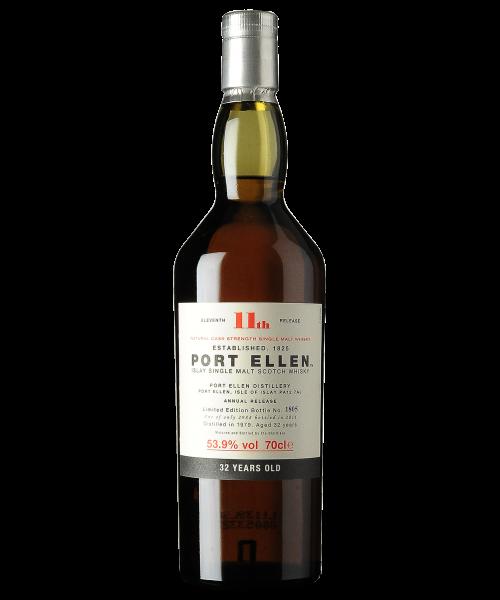Port Ellen 32y 11th Release Port Ellen 1979 70 cl