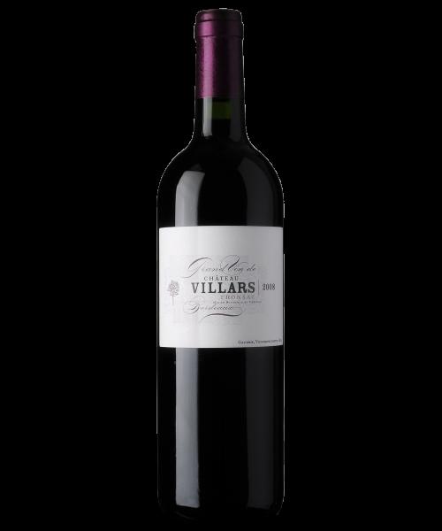 Ch. Villars - 2008 - Château Villars - 75 cl