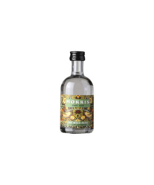 Morris London Dry Gin The Wild Alps  5 cl