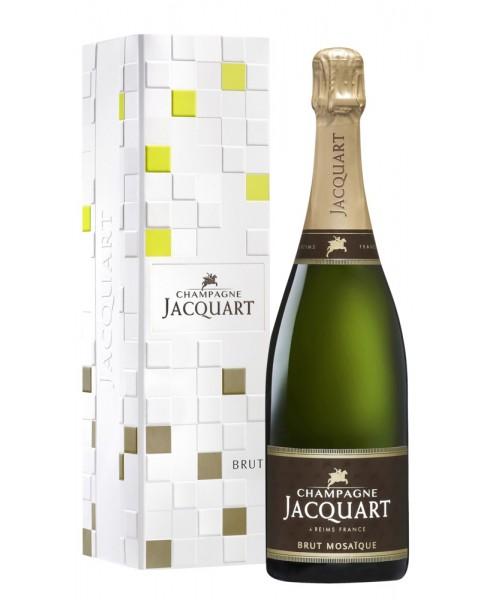 Jacquart Brut Mosaique 0.75 Champagne