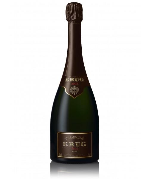 Krug 2003 75cl Champagne