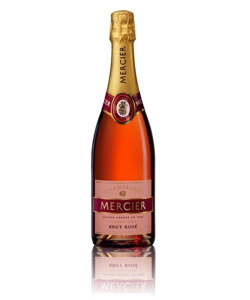 Mercier Brut Rosé 75 cl  Champagne