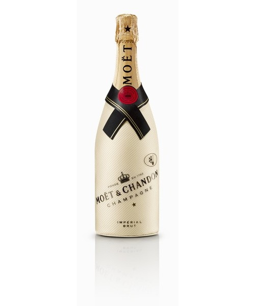 Moët & Chandon Impérial Brut 75cl Diamond Suit Champagne