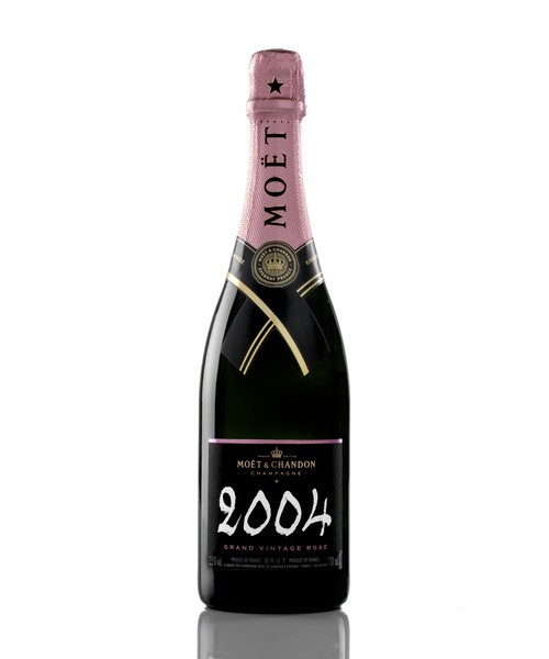 Moët & Chandon Grand Vintage Rosé 2004 Champagne