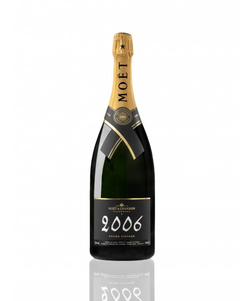 Moët & Chandon Grand Vintage 2006 150cl Champagne