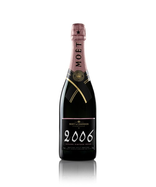 Moët  & Chandon Grand Vintage Rosé  2006 75cl Champagne