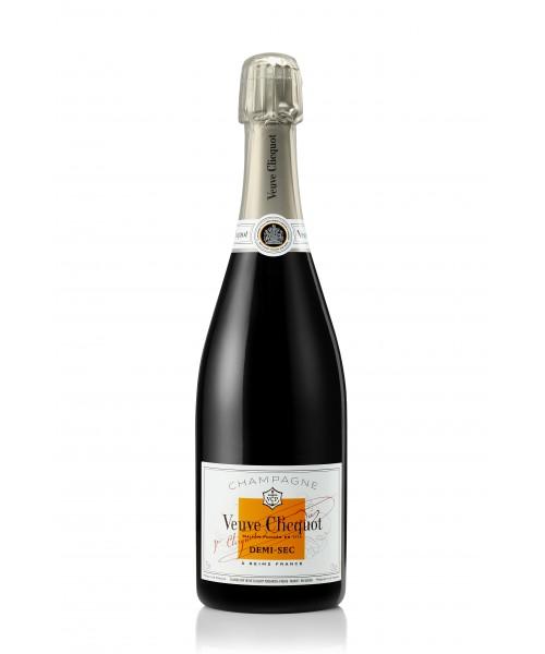 Veuve Clicquot Demi-Sec 75cl Champagne