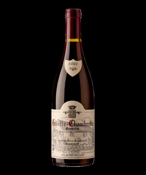 Griotte-Chambertin Grand cru Domaine Claude Dugat 2013 75 cl