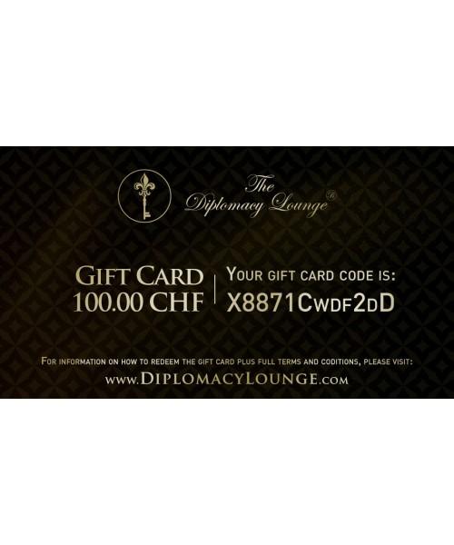 Gift Card - 100 CHF