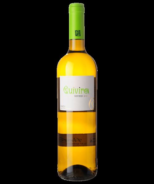 Verdejo Quivira - 2015 - Bodega Altaencina / Pablo del Villar - 75 cl