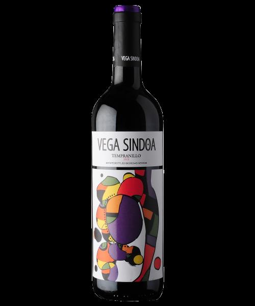 Tempranillo/Merlot - 2014 - Bodegas Vega Sindoa - 75 cl