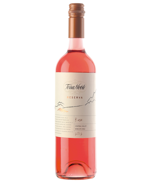 Rosé Syrah/Pinot noir Reserva - 2014 - Viñedos Terranoble - 75 cl