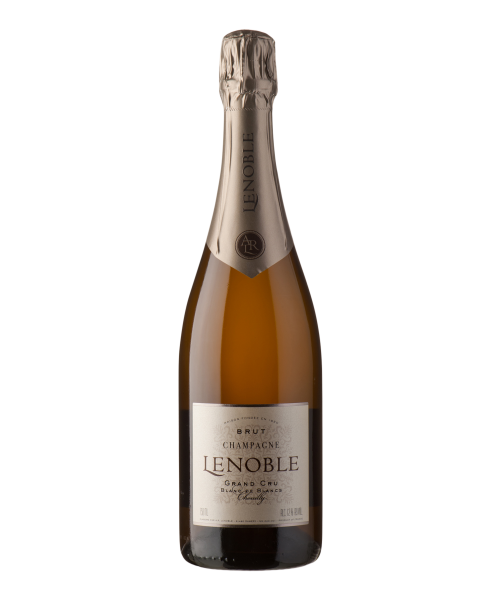 Lenoble Blanc de blancs Grand cru - A. R Lenoble / Fam. Malassagne - 75 cl