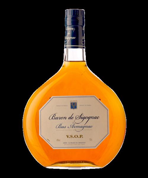 Baron Sigognac VSOP, Basquaise Baron de Sigognac  70 cl