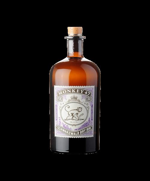 Monkey 47 Schwarzwald dry Gin Blackforest Distillers  50 cl