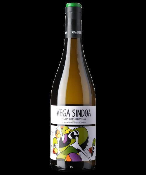 Viura/Chardonnay - 2013 - Bodegas Vega Sindoa - 75 cl