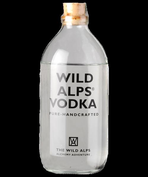 Vodka The Wild Alps  50 cl