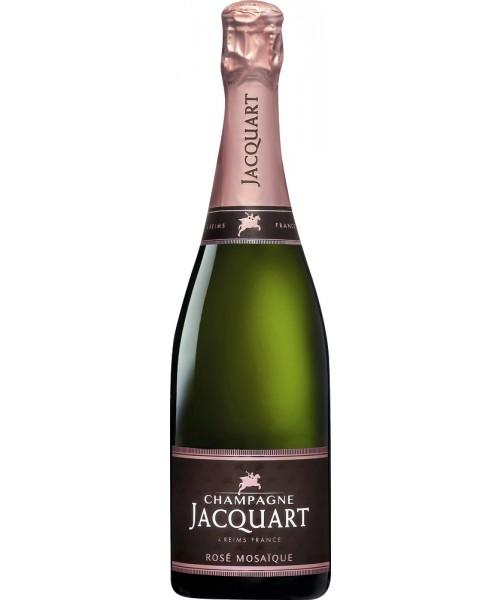 Jacquart Rosé Mosaïque 0.75 cl Champagne