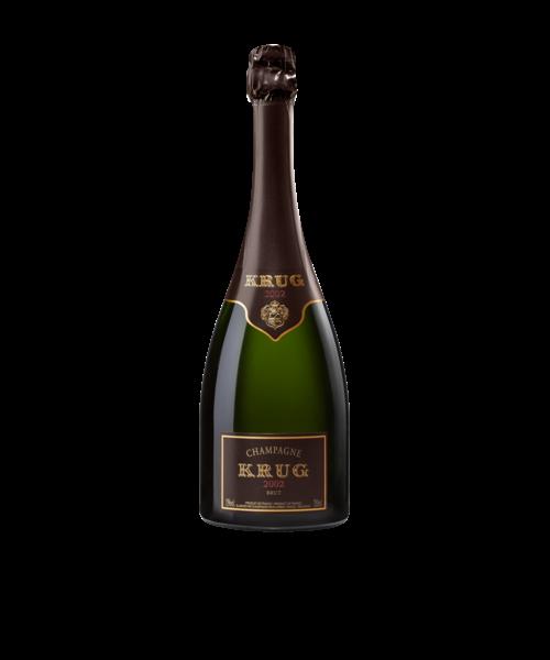 Krug 2002 75cl Champagne