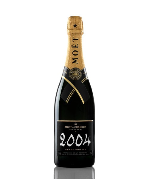 Moët & Chandon Grand Vintage Brut 2004 75cl Champagne