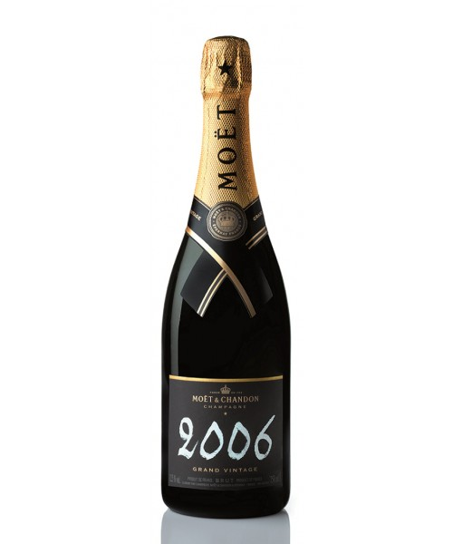 Moët  & Chandon Grand Vintage Brut 2006 75cl Champagne