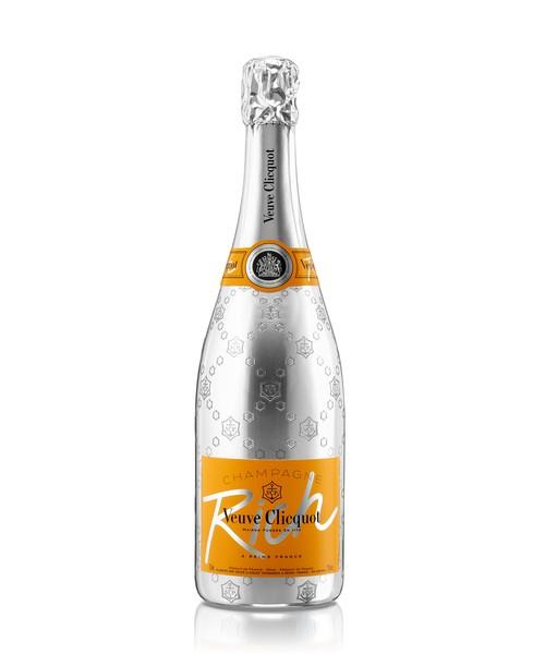 Veuve Clicquot Rich 75cl Champagne