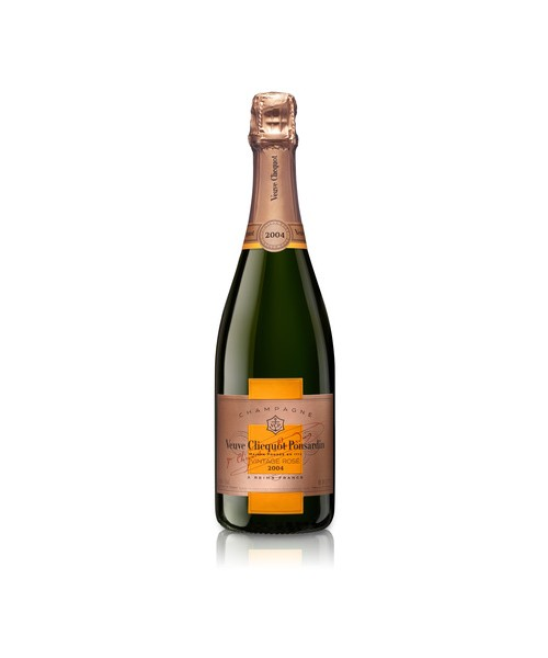 Veuve Clicquot Rosé 2004 75cl Champagne