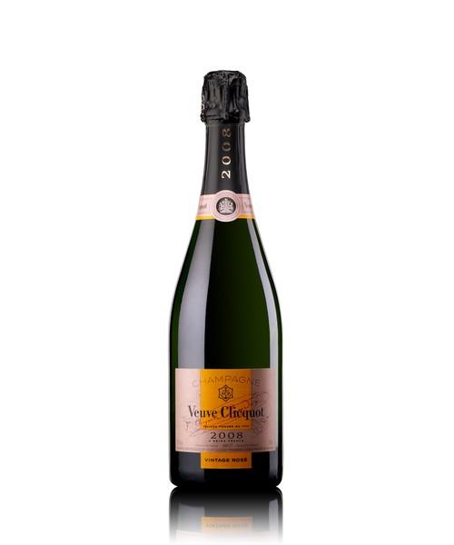 Veuve Clicquot Rosé 2008 75cl Champagne
