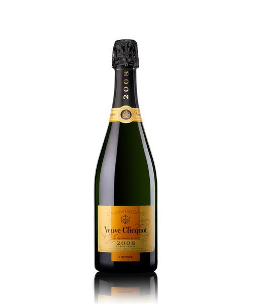 Veuve Clicquot 2008 75cl Champagne