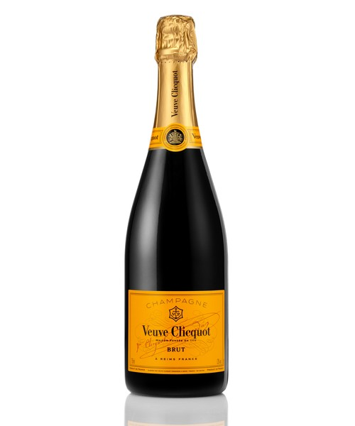 Veuve Clicquot Yellow Label 75cl Champagne